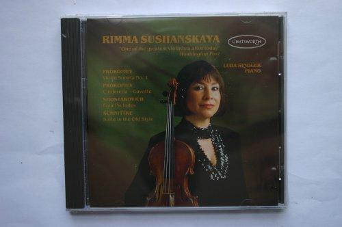(Rimma Sushanskaya (v) Russian Works)