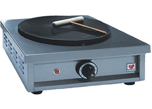 North Pro HF1 Commercial Electric Crepe Maker 1xØ350mm - 2.25kW...