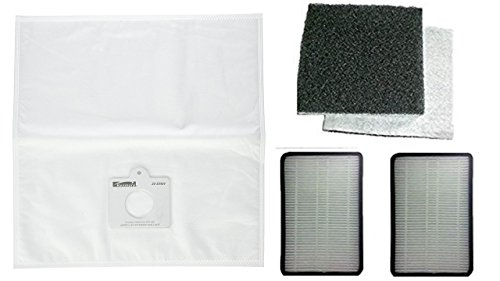 kenmore vacuum filters canister - 6