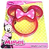 1 X Disney Minnie Mouse Sandwich Crust Cutter