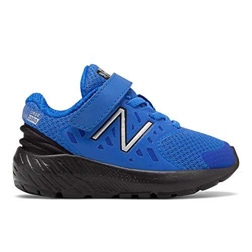 New Balance Boys' Urge V2 FuelCore Running Shoe, Vivid Cobalt/Black, 7.5 M US Toddler
