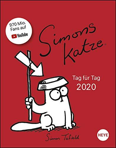 Simons Katze - Kalender 2020