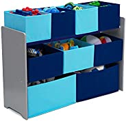 Delta Children Deluxe 9-Bin Toy Storage Organizer