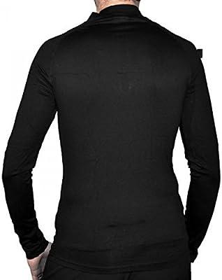 8000 Camiseta TERMICA Teran Gris (Negro, XL): Amazon.es: Deportes y aire libre