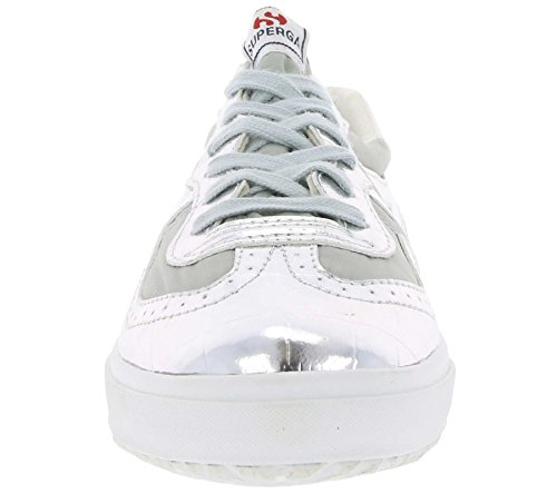 Grey Superga Metcrow Gris Silver 2832 E1w1qW40B