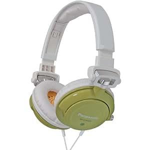 DJ Street Model Headphones - Green