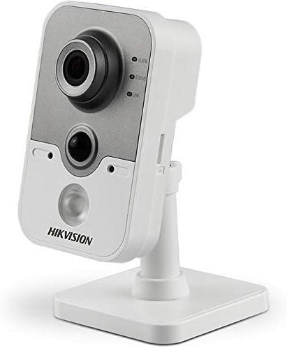 Hikvision Ds 2cd2452f Iw 5 Mp Wifi Wireless Speaker Microphone Sd Card Wdr 10m Ir Cube Poe Ip Network Camera Indoor Onvif P2p Cctv 5mp Megapixel Baumarkt