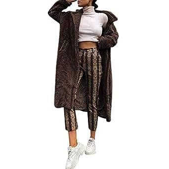 Amazon.com: QYM Women's Jackets, Women Long Coat Long