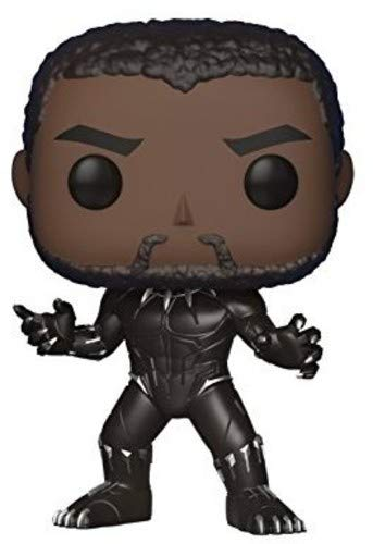 Funko Pop! - Marvel Black Panther Figura de vinilo (23129) , color/modelo surtido
