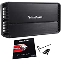 Rockford Fosgate Punch P1000X2 P1000 1000 Watt 2-Channel Class AB Car Amplifier With C.L.E.A.N. Installation Which Minimizes Distortion During Installation For Maximum Sound Performance