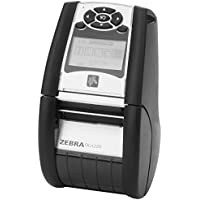 Zebra Qln220 Direct Thermal Printer - Monochrome - Portable - Label Print - 1.90 Print Width - 4 I