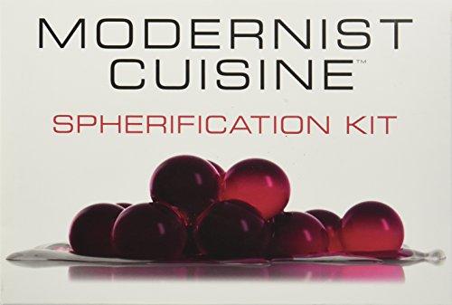 Official modernist cuisine spherification kit molecular for Amazon modernist cuisine