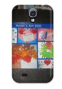 Rene Kennedy Cooper's Shop New Style High-end Case Cover Protector For Galaxy S4(framed Art)