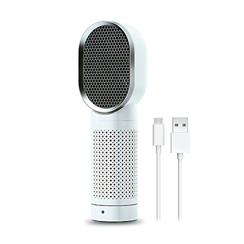 Electrostatic Furnace Filter Review (Alinktrend HEPA Ion Air Purifier- F001 Room Desktop Air Cleaner Purifier, Tabletop Air Purifier Ionizer for Allergy, Odor for Office, Bedroom)