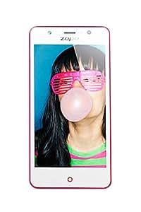 ZOPO ZP330 4.5 Pulgadas IPS 4G FDD-LTE Smartphone con Android de primera calidad 5.1 MTK6735 64bit Cuatro Nucleos 1GB RAM 8GB ROM OTG(Rojo)