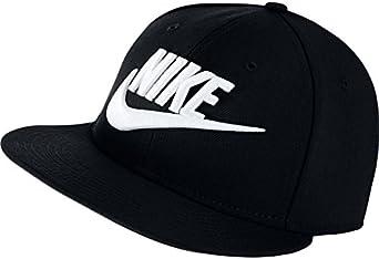 Nike True Futura Gorra de Tenis, Hombre Mujer, Negro-Negro/Blanco ...