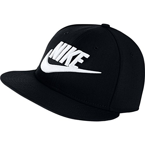 Nike Mens Nike True Sb-Futura Hat, Black, One Size