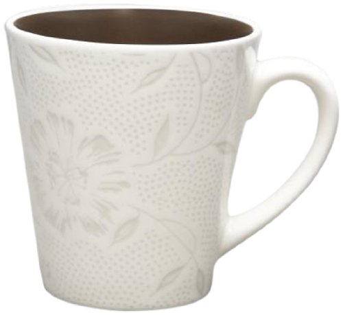 - Noritake Colorwave Boom Mug, Chocolate Brown
