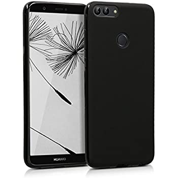 kwmobile tpu silicone case for huawei enjoy 7s. Black Bedroom Furniture Sets. Home Design Ideas