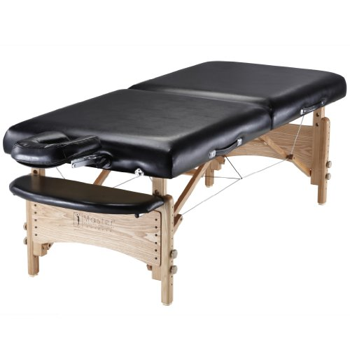 Master-Massage-32-Olympic-LX-Massage-Table-Black-Perfect-for-Larger-Clients