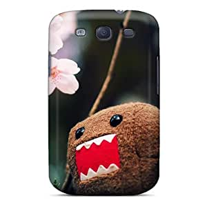 Tpu Shockproof/dirt-proof Domo Kun Tree Cover Case For Galaxy(s3)