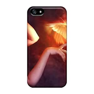 Protective Cases With Fashion Design For Samsung Galaxy Note2 N7100/N7102 (phoenix)