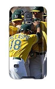 Ryan Knowlton Johnson's Shop oakland athletics MLB Sports & Colleges best Samsung Galaxy S5 cases