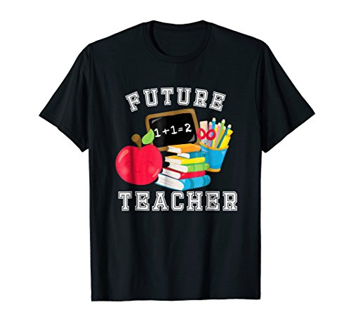 Future Teacher Costume T-Shirt for Adults and Kids