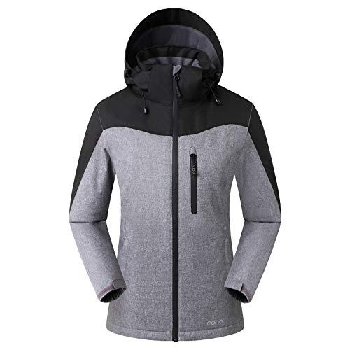 Eono Essentials – Veste de ski Orebro pour femme