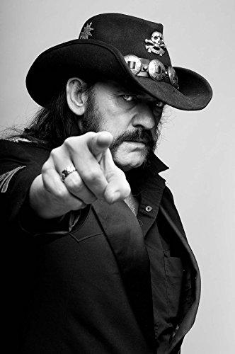 Lemmy Kilmister Motorhead Poster 13x19