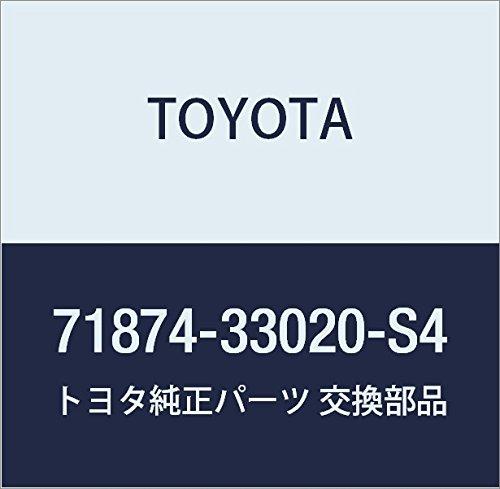TOYOTA Genuine 71874-33020-S4 Seat Cushion Shield