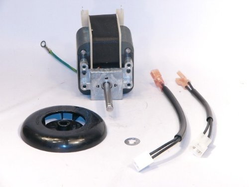 HC21ZE114A - Carrier Aftermarket Draft Inducer Motor / Exhaust Motor Kit - Draft Motor