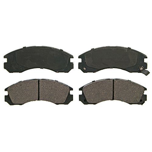 Wagner QuickStop ZD530 Ceramic Disc Pad Set, (Eagle Talon Brake Pad)