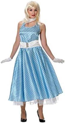 DISBACANAL Disfraz Grease Mujer - -, S: Amazon.es: Juguetes y juegos