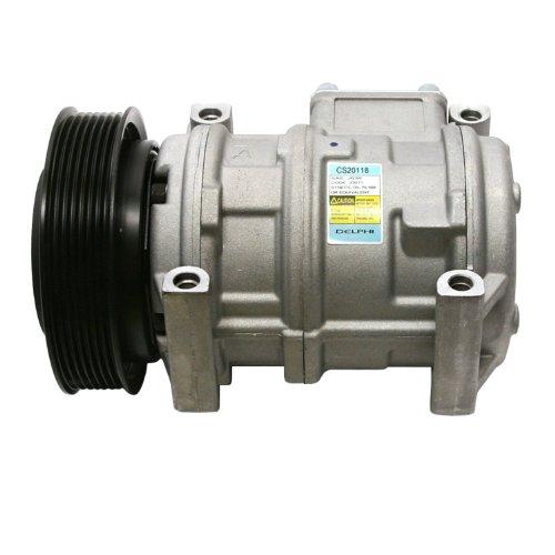 (Delphi CS20118 10S17 New Air Conditioning Compressor)