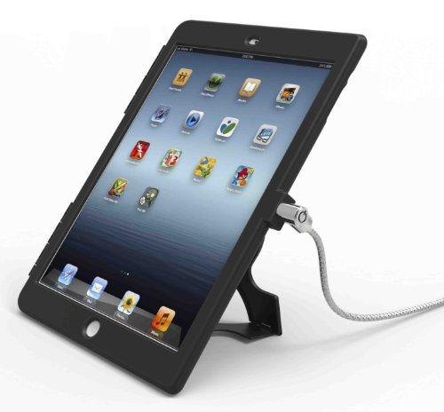 Maclocks iPadAirBB, Black, Lockable iPad Air Lock & Secur...
