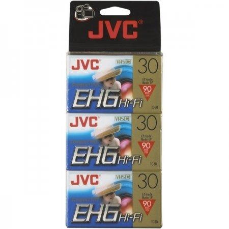 JVC TC-30EHGDU/3 High Grade Vhs-c Videocassette (Discontinued by Manufacturer)