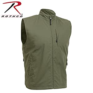 7. Rothco Travel Vest