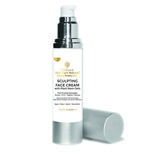 - Performance Renewal Sculpting Moisturizing Face Cream with Plant Stem Cells Rejuventation Formula