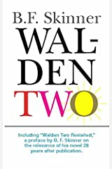 Walden Two (Hackett Classics) (English Edition) eBook Kindle