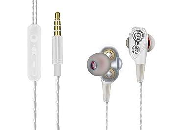 Auriculares compatibles con Xiaomi Mi A1 Auriculares con microfono ...