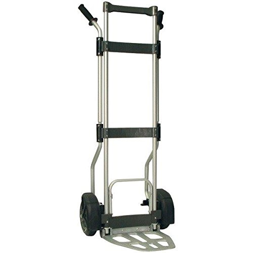 Price comparison product image Monster Trucks 200-948WH Tuff Maxx Foldable Hand Truck