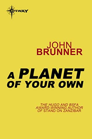 book cover of A Planet of Your Own