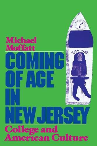 Coming of Age in New Jersey: College and American ()