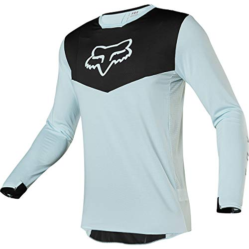 Fox Racing 2019 Airline Jersey - Ice LE (Large) - Airline Fox