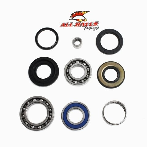 All Balls Racing ATV Rear Differential Bearing Kit 25-2048