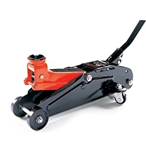 Powerzone 380033 2 Ton Steel Floor Jack