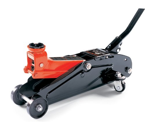 Powerzone 380033 2 Ton Steel Floor Jack