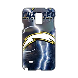 Angl 3D San Diego Chargers Phone For SamSung Galaxy S3 Case Cover