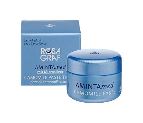Rosa Graf - AmintaMed Microsilver - Camomile Paste 15ml